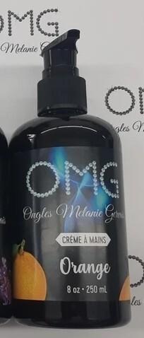 Crème à main OMG Orange