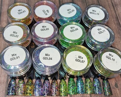 Collection Glitter GDL