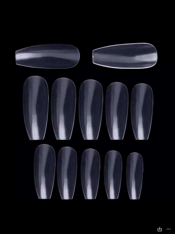 Prothèses pour press nail pqt 600