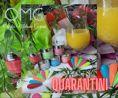 Collection Quarantini OMG