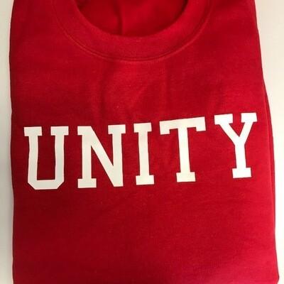 Red Unity Sweat Shirt
