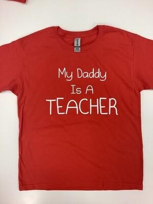 My Daddy is A Teacher