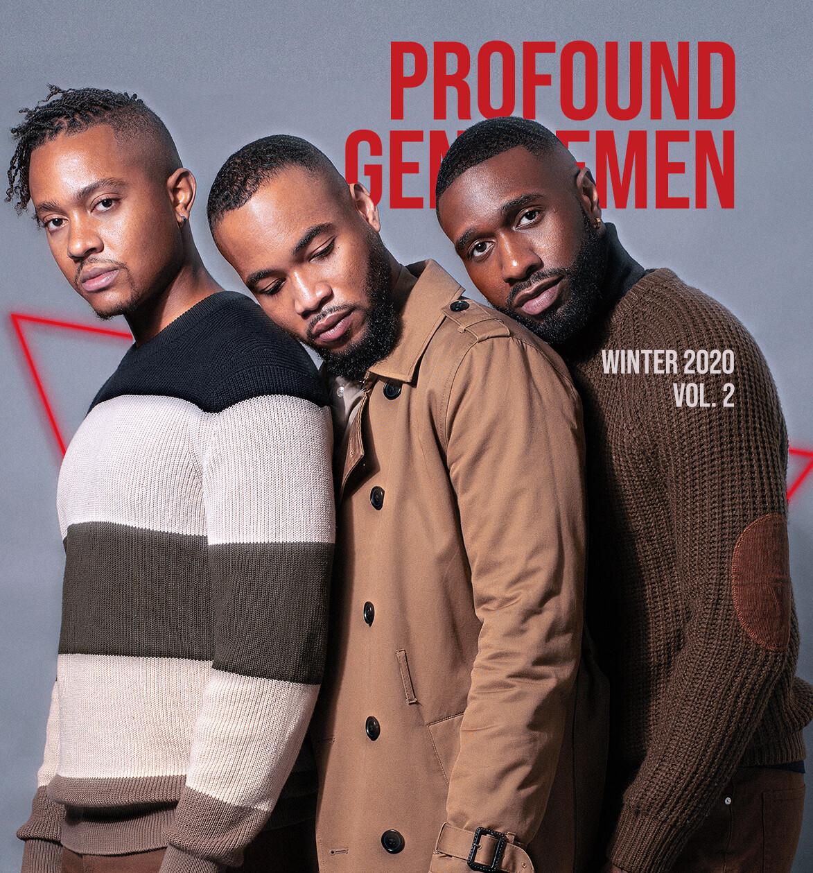 Profound Gentlemen Magazine Winter 2020
