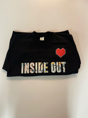 Inside Out Pullover Teal