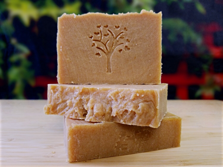 Lemongrass Goat Milk Natural Bath and Body Soap