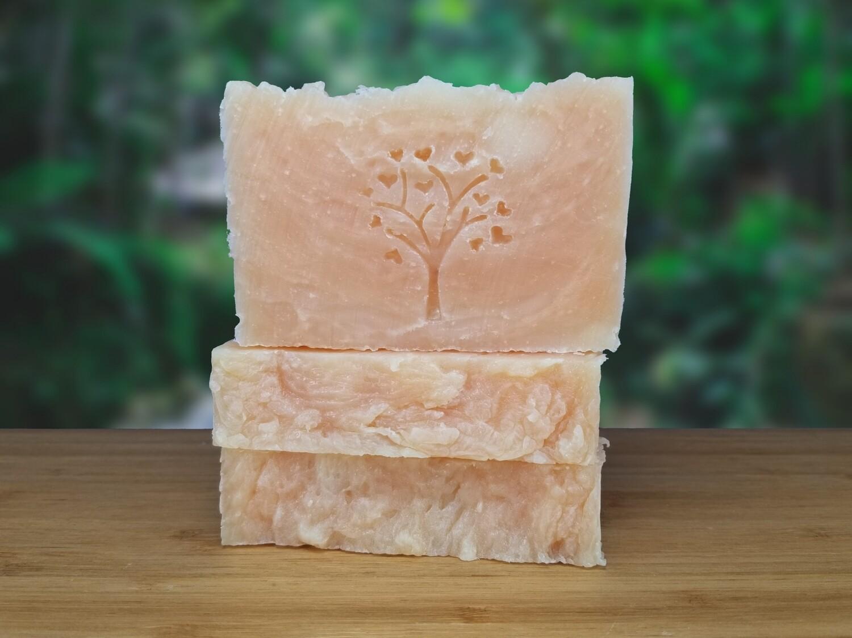 Lemongrass Coconut Milk Soap
