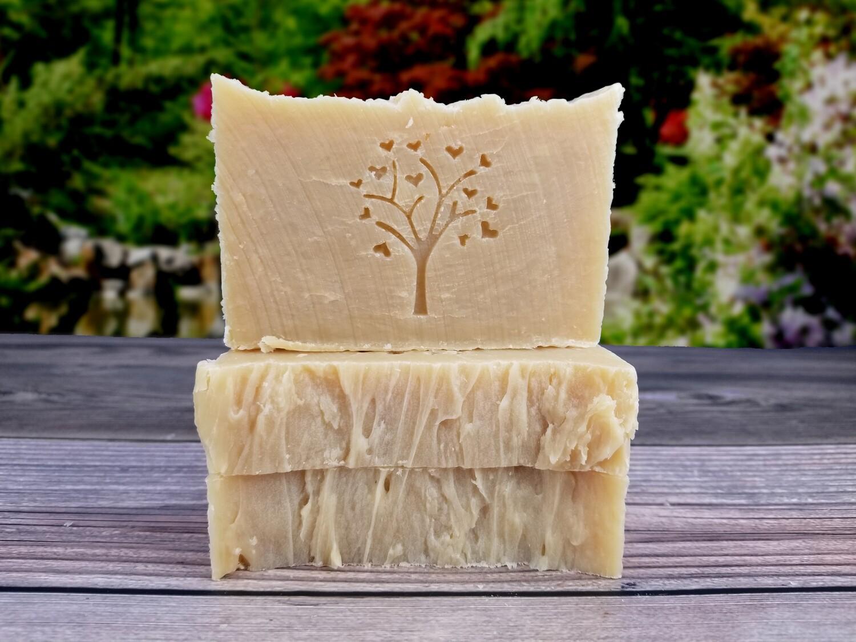 Lemon Mint Paleo Natural Bath and Body Grass Fed Tallow Soap