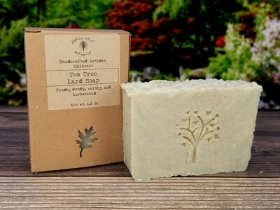 Tea Tree Lard Soap