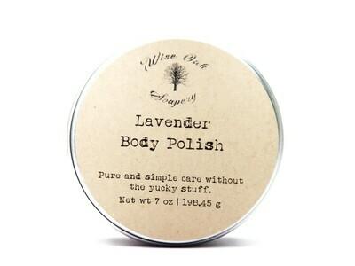 Lavender Body Polish