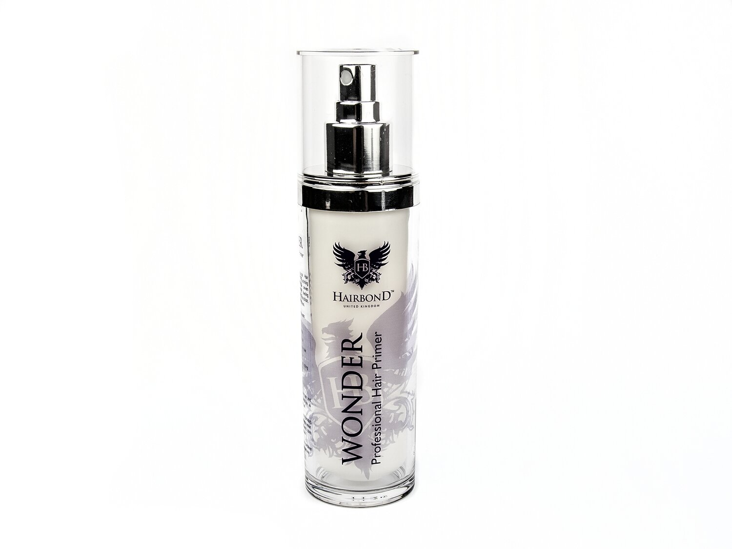 12 X Hairbond® Wonder Professional Hair Primer Spray 120 ml.