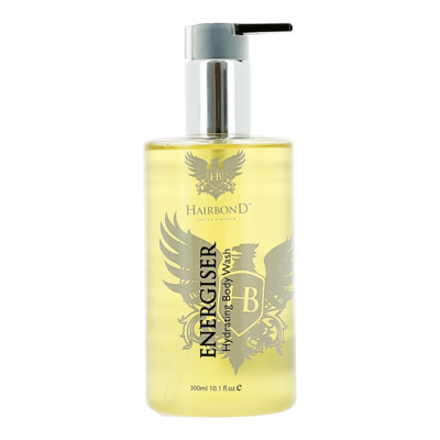 Hairbond® Energiser Hydrating Body Wash 300ml