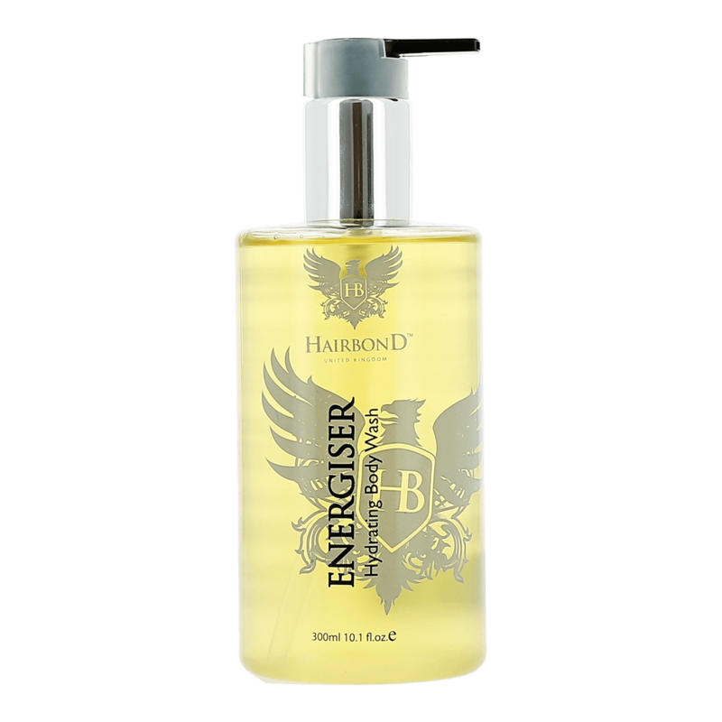 10 X Hairbond® Energiser Hydrating Body Wash 300ml