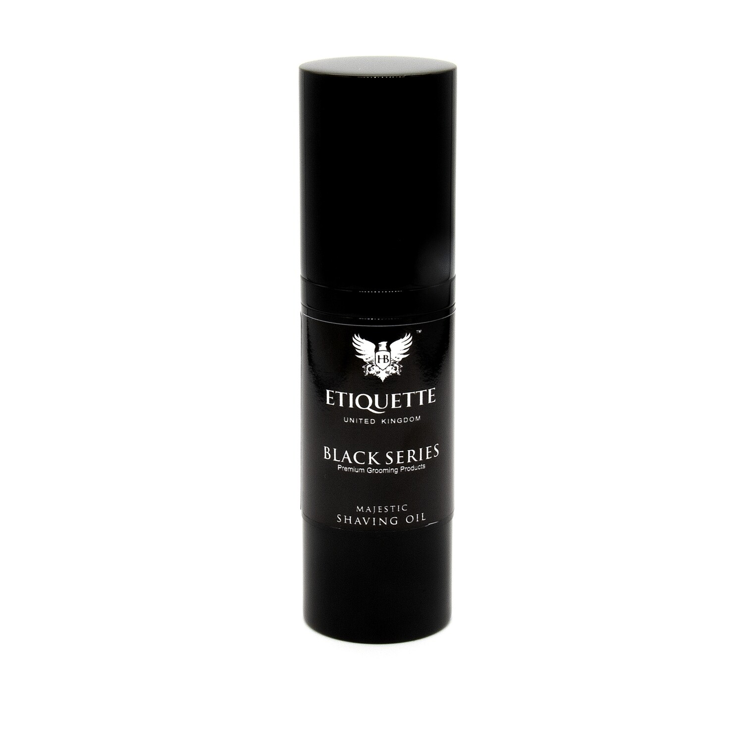 Hairbond® Etiquette- Black Series-Face - 30ml Majestic Shaving Oil