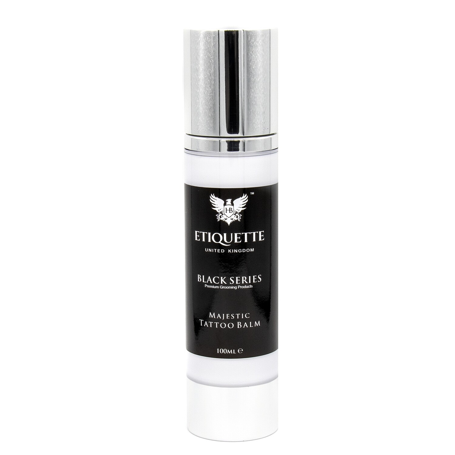 Hairbond® Etiquette - Black Series - Body (Majestic 100ml Tattoo Balm