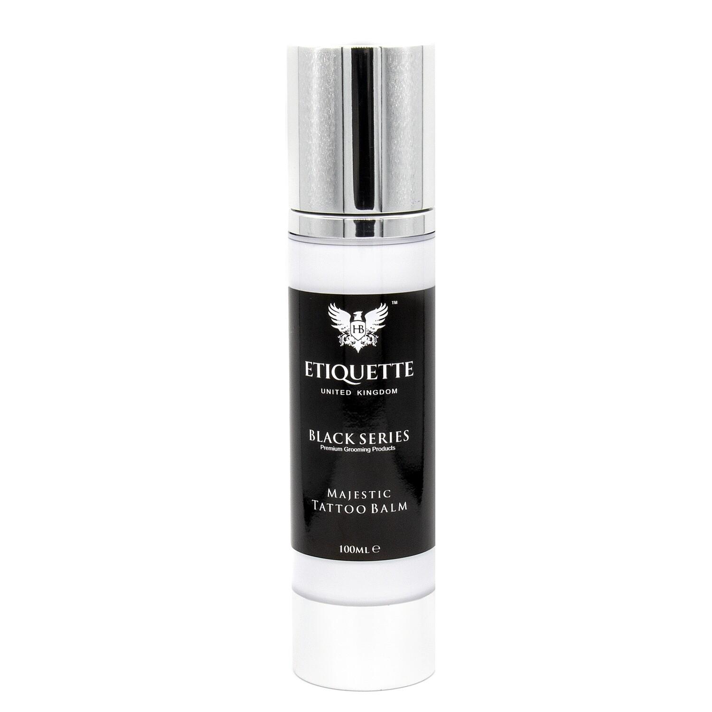 Hairbond® Etiquette - Black Series - Body (Majestic 100ml Tattoo Balm