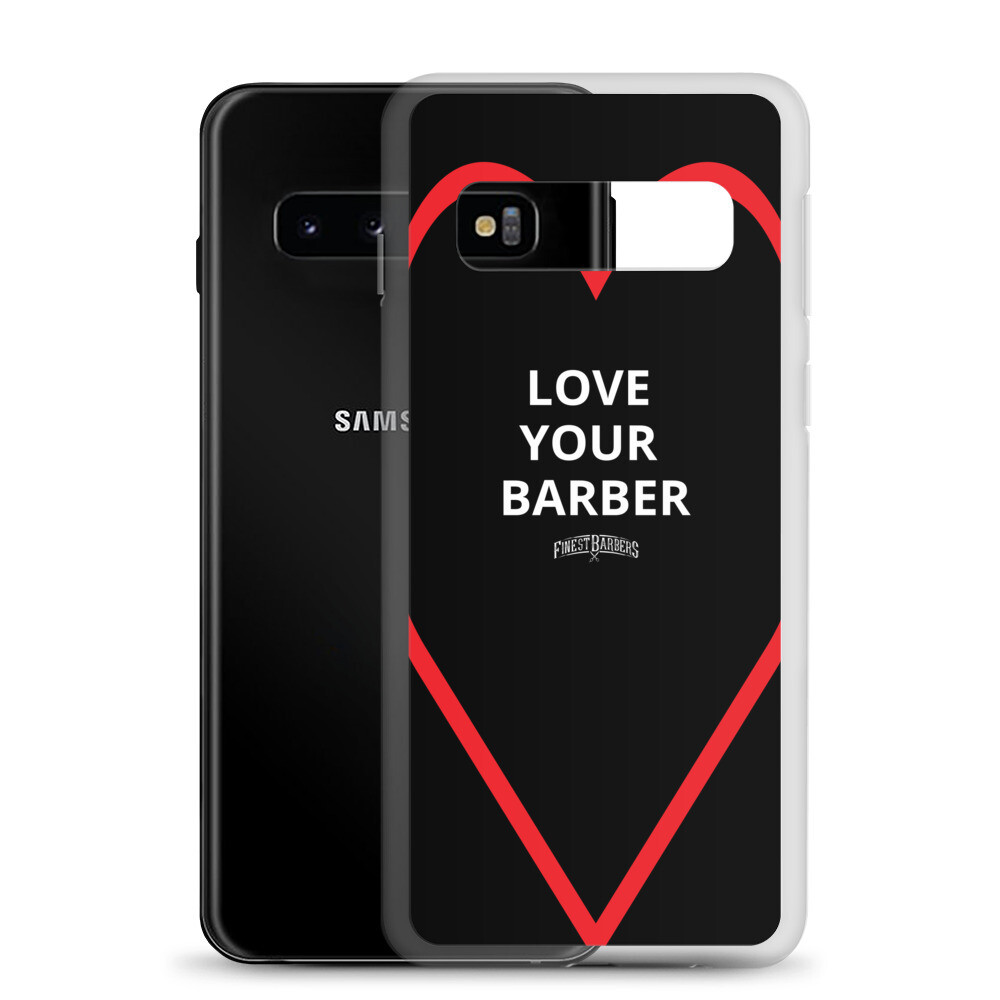 Finest Barbers© Love your Barber Samsung Case