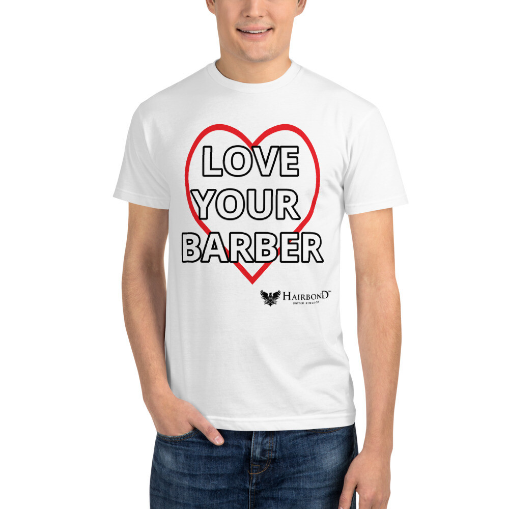 Hairbond® Love Your Barber Sustainable T-Shirt