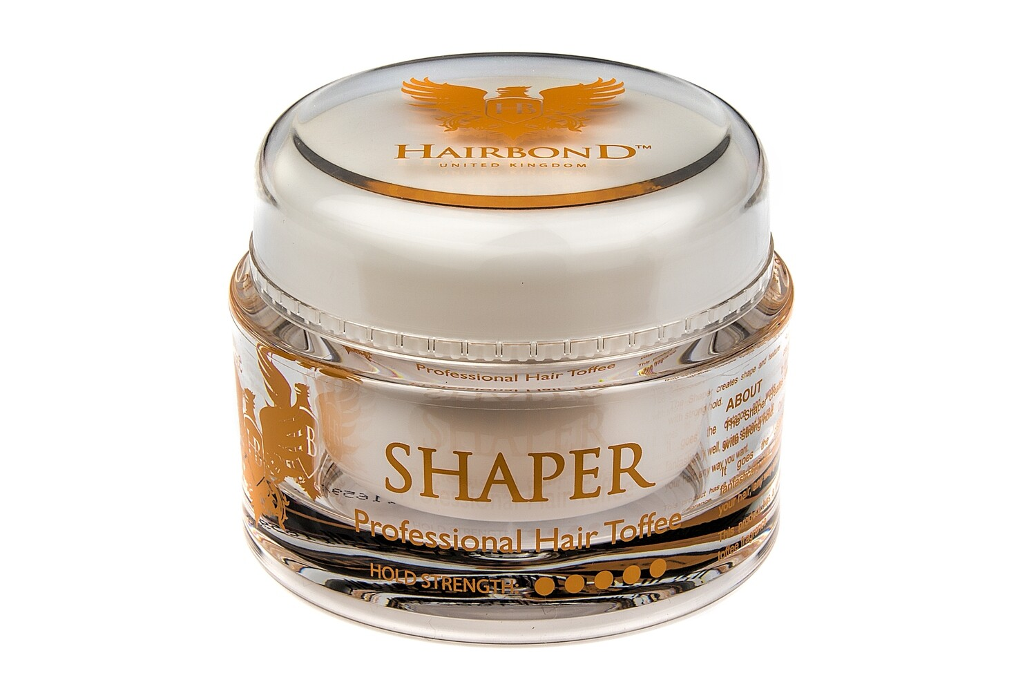 20 X Hairbond® Shaper Professional Hair Toffee 50ml