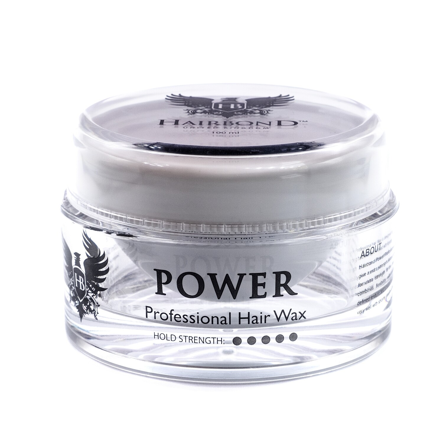 Hairbond® Power Professional Hair Wax 100ml