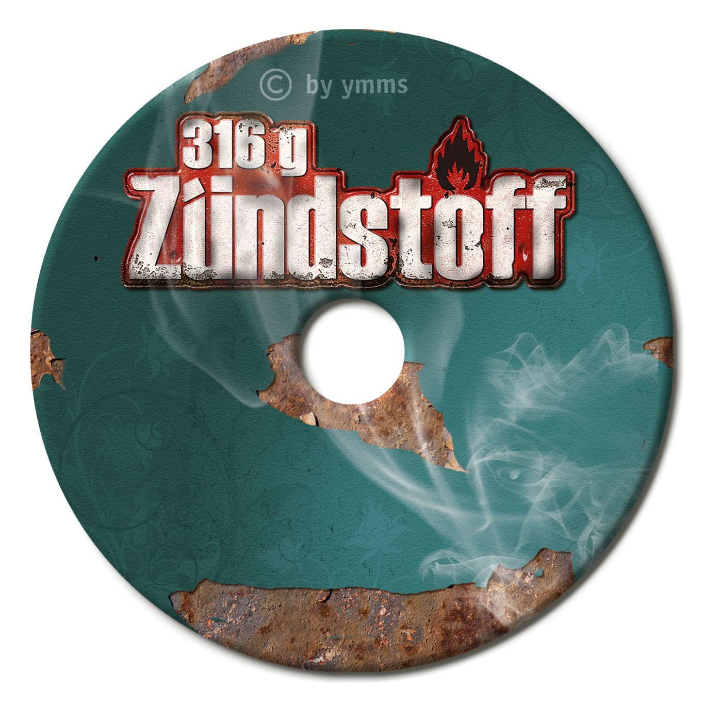 316g Zündstoff - DVD