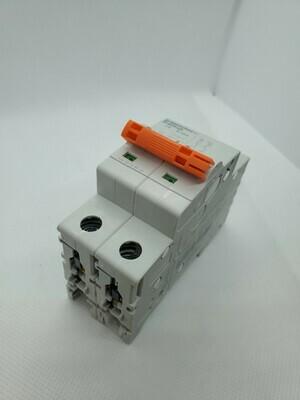 CIRCUIT BREAKER-2 POLE, 32A, L8