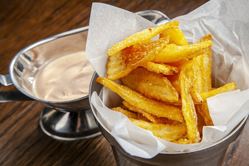 Рифленый картофель