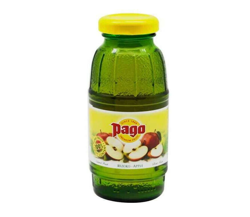 Сок Pago Яблоко 200 мл.