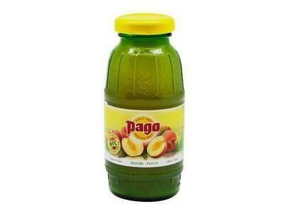 Сок Pago Персик 200 мл.