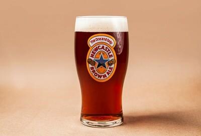NewCastle Brown ale – Коричневый эль (4.7%) 1л.