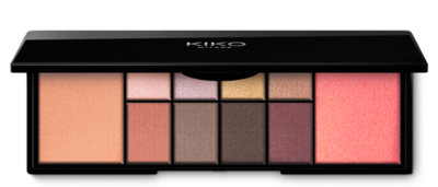 KIKO SMART EYES AND FACE PALETTE