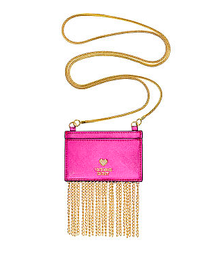 VICTORIA'S SECRET FRINGE MICRO CROSSBODY