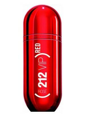 CAROLINA HERRERA 212 VIP RED ROSE