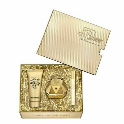 SET PACO RABANNE LADY MILLION WOMAN