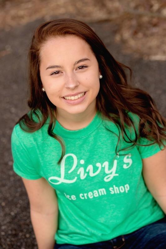 Livy's Shirt - Green