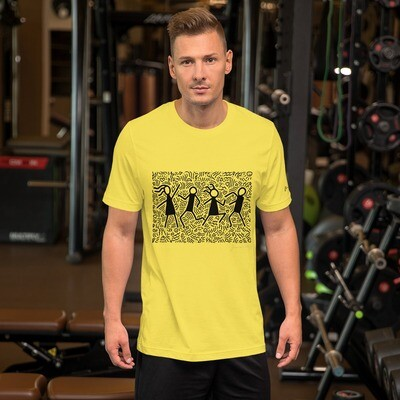 Bailando Asi Unisex T-Shirt