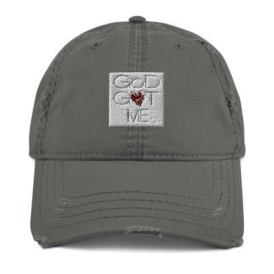 GGM Distressed Dad Hat