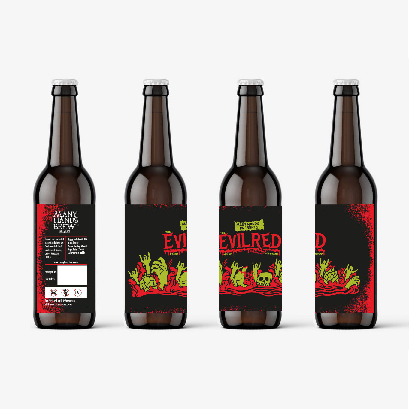 The Evil Red (330ml)