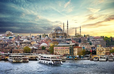 6D5N Istanbul Bursa Canakkale Edirne Tour