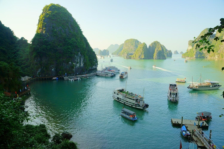 5D4N Hanoi & Halong Bay Overnight Cruise