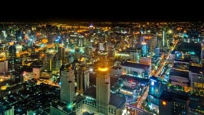 3D Bangkok Free & Easy