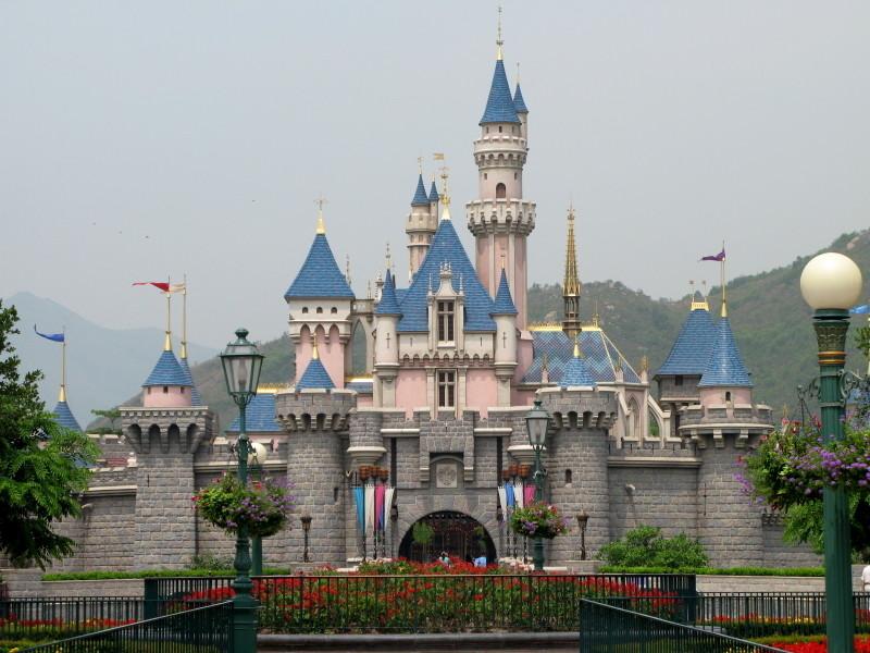 4D Hong Kong Honeymoon + Disneyland