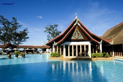 4D3N Club Med Phuket