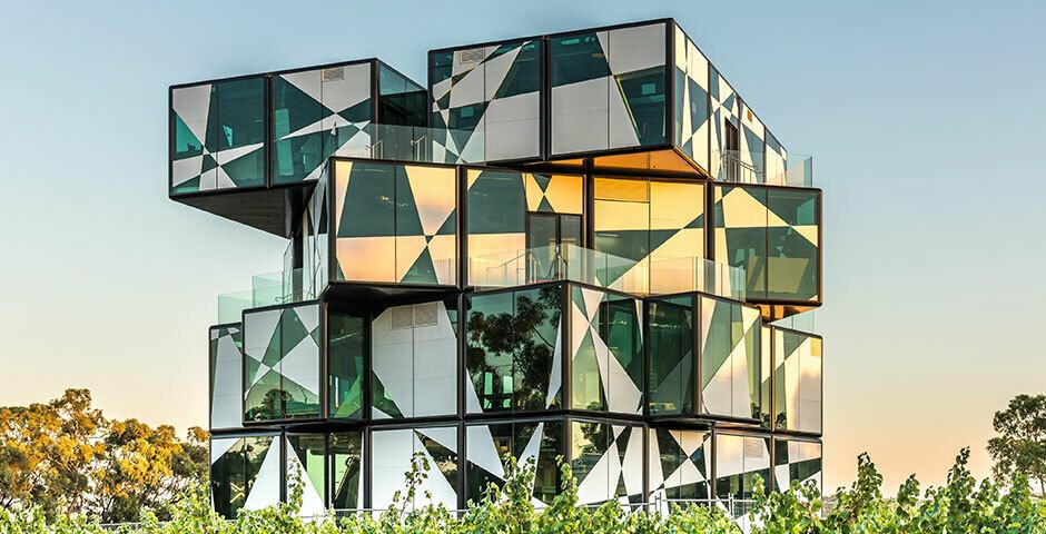 5D Adelaide d'Arenberg Cube