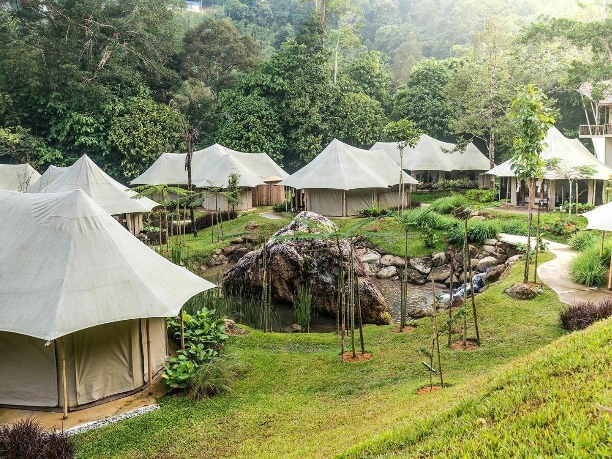 2D1N / 3D2N Tiarasa Escapes Glamping Resort @ Janda Baik