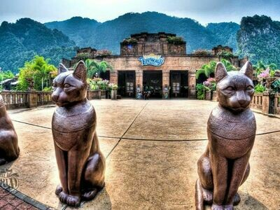 2D1N Lost World of Tambun
