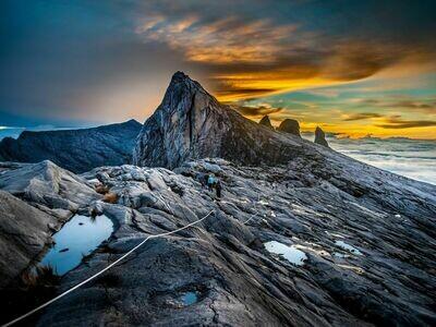 4D3N Mt. Kinabalu Climbing + Half Day City Tour