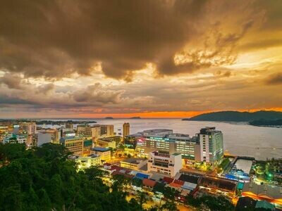 5D4N Sabah Golf + Kinabalu Park & Poring Hot Spring – GV4
