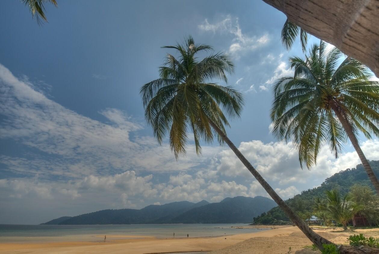 3D2N Aman Tioman Beach Resort