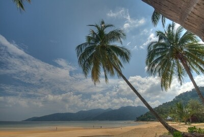 3D2N Aman Tioman Beach Resort (Honeymoon)