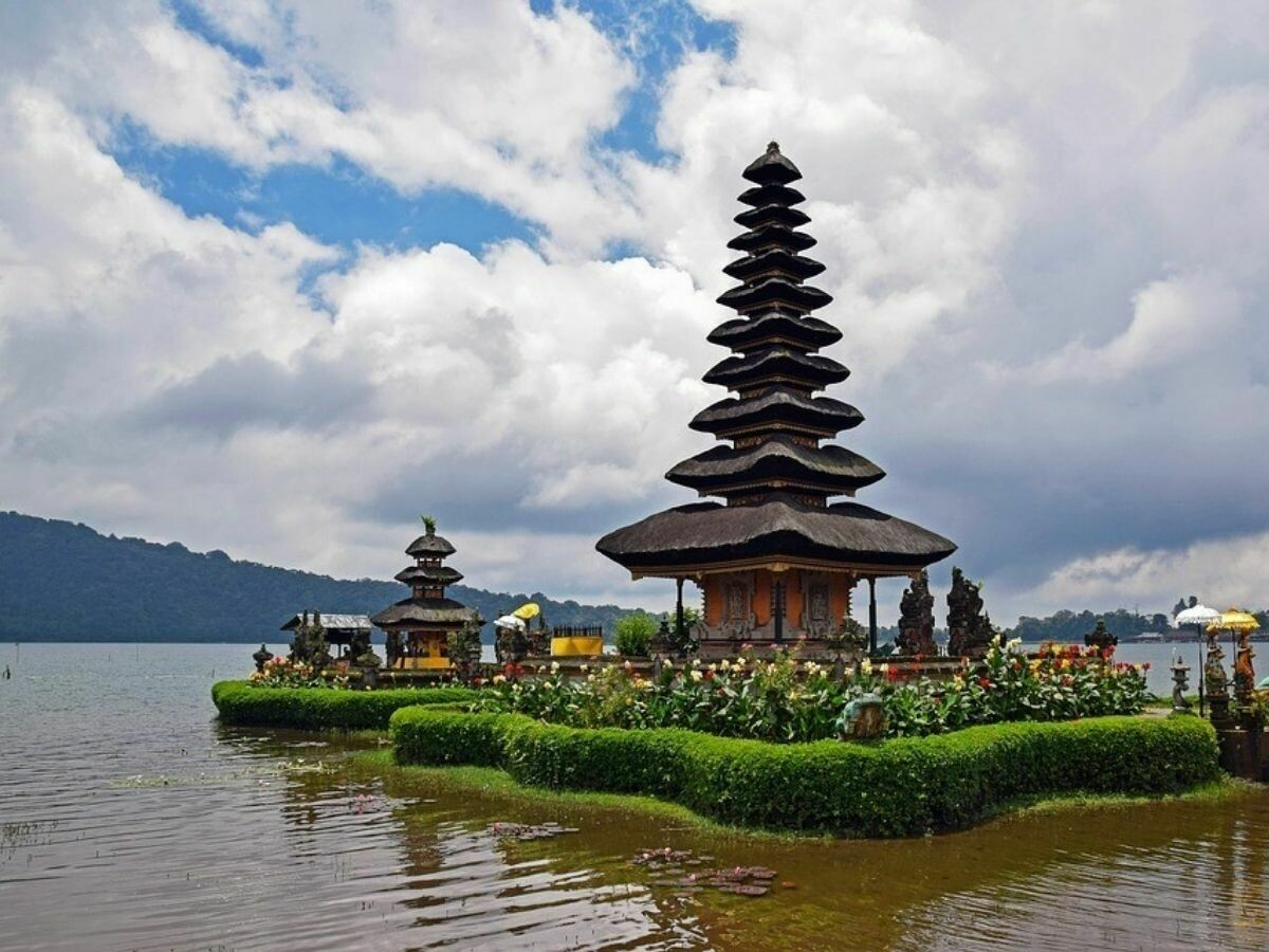 4D3N Bali Swing Tour